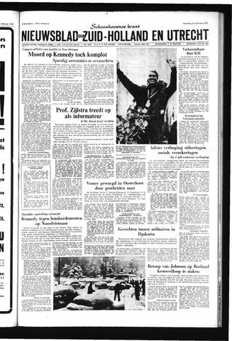 Schoonhovensche Courant 1967-02-20
