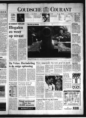 Goudsche Courant 2001-07-10