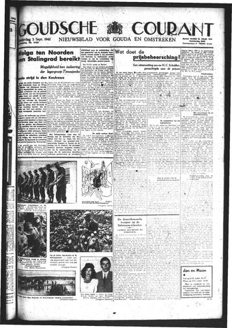 Goudsche Courant 1942-09-03