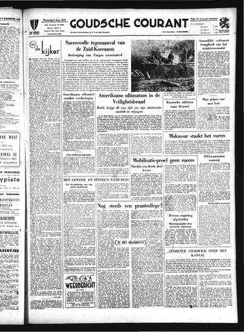 Goudsche Courant 1950-08-09