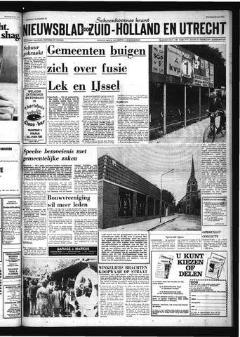 Schoonhovensche Courant 1974-05-22