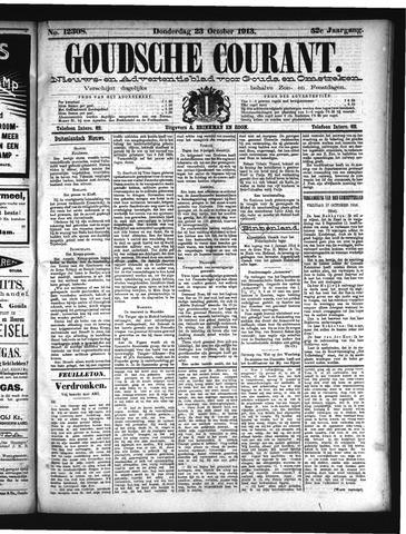 Goudsche Courant 1913-10-23