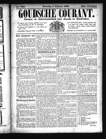 Goudsche Courant 1897-02-08