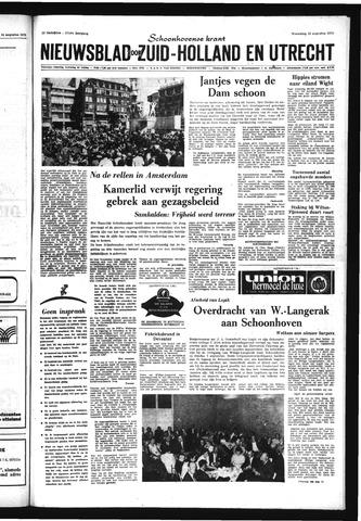 Schoonhovensche Courant 1970-08-26