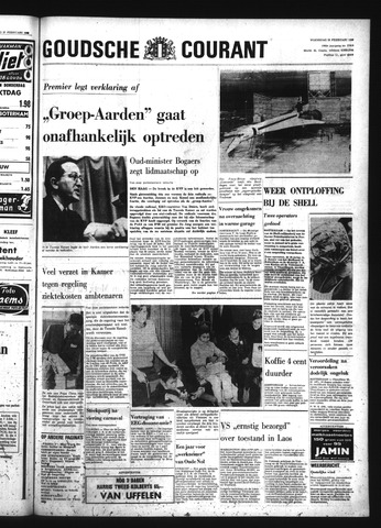 Goudsche Courant 1968-02-28