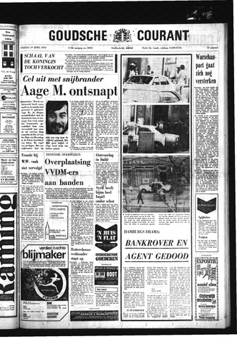 Goudsche Courant 1974-04-19