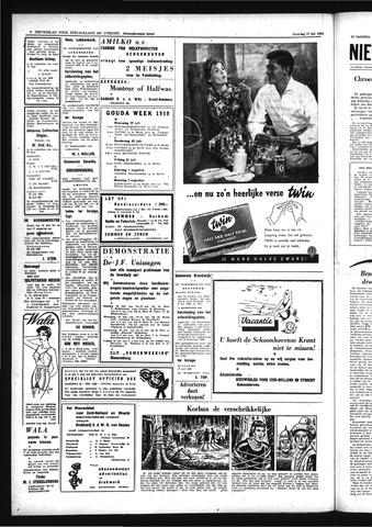 Schoonhovensche Courant 1959-01-27