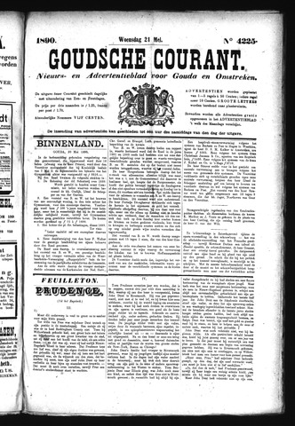 Goudsche Courant 1890-05-21