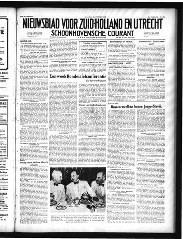 Schoonhovensche Courant 1949-08-29