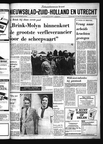 Schoonhovensche Courant 1974-06-12