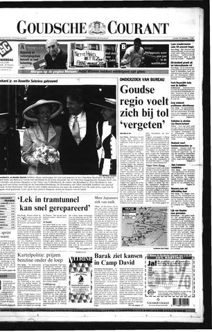Goudsche Courant 2000-07-06