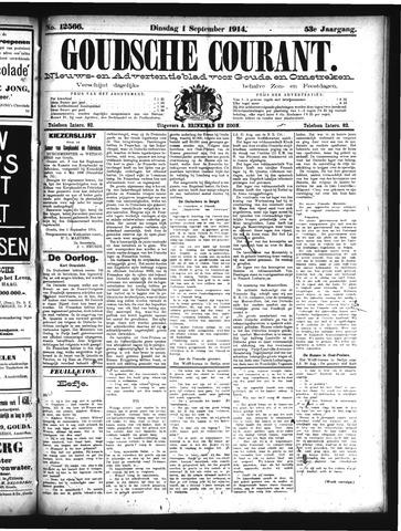 Goudsche Courant 1914-09-01