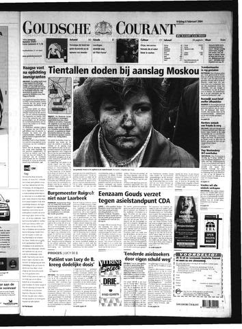 Goudsche Courant 2004-02-06