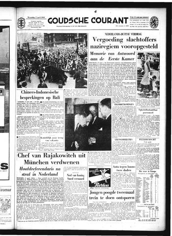 Goudsche Courant 1963-04-17