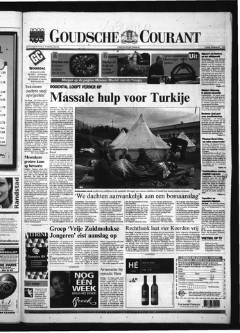 Goudsche Courant 1999-08-18