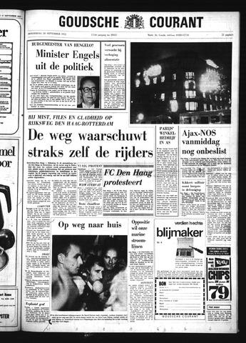 Goudsche Courant 1972-09-28