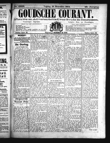 Goudsche Courant 1914-12-18
