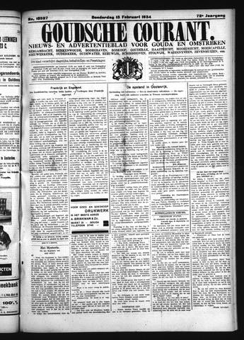 Goudsche Courant 1934-02-15