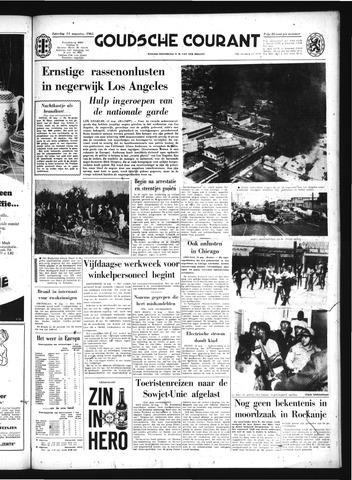 Goudsche Courant 1965-08-14
