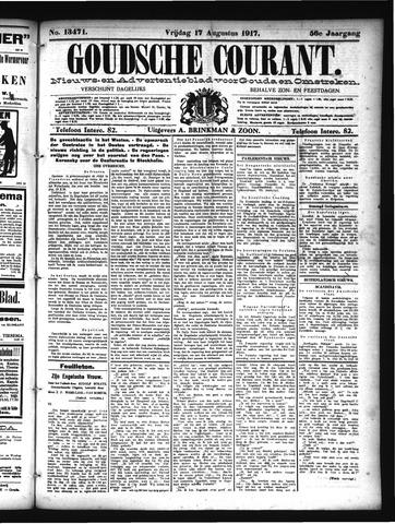 Goudsche Courant 1917-08-17