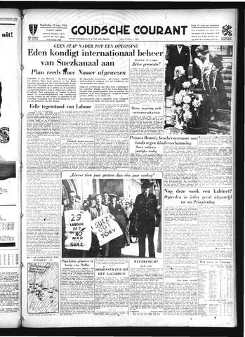 Goudsche Courant 1956-09-13