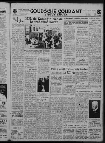 Goudsche Courant 1947-04-15