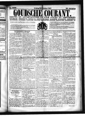 Goudsche Courant 1927-10-28