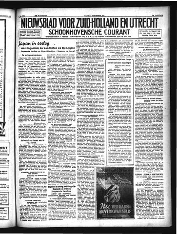 Schoonhovensche Courant 1941-12-08