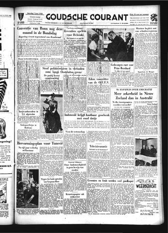 Goudsche Courant 1952-06-07