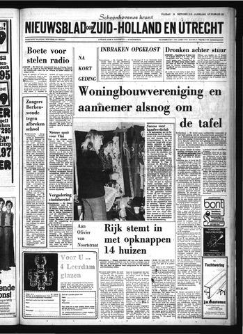 Schoonhovensche Courant 1976-10-15