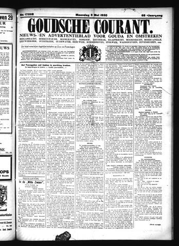 Goudsche Courant 1930-05-05