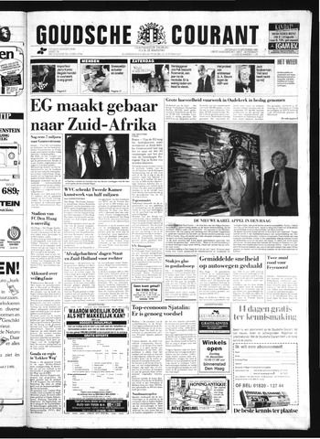 Goudsche Courant 1990-12-15