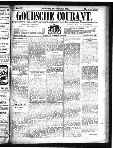 Goudsche Courant 1914-02-19