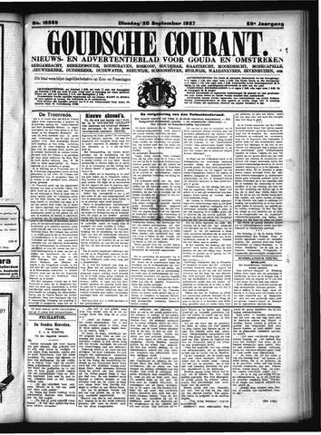 Goudsche Courant 1927-09-20