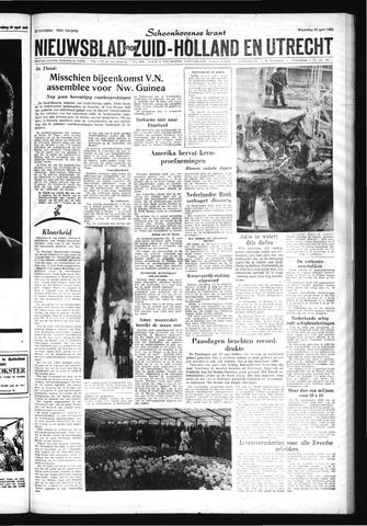 Schoonhovensche Courant 1962-04-25