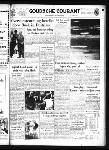 Goudsche Courant 1963-08-12