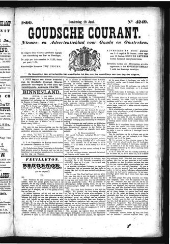 Goudsche Courant 1890-06-19