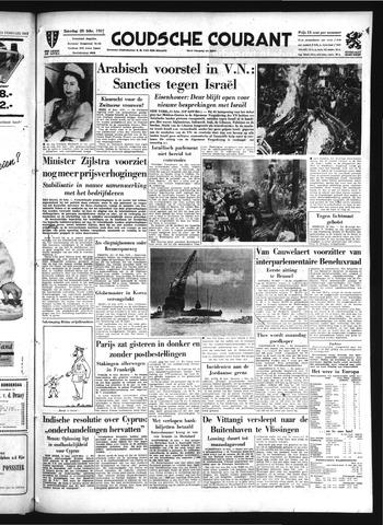 Goudsche Courant 1957-02-23