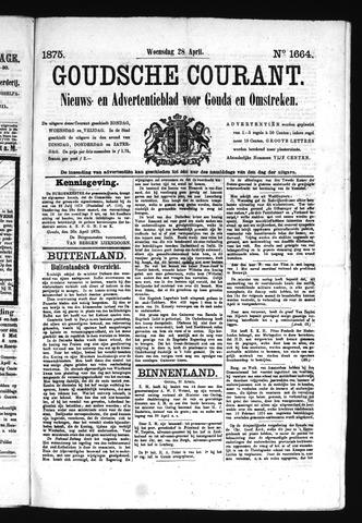 Goudsche Courant 1875-04-28