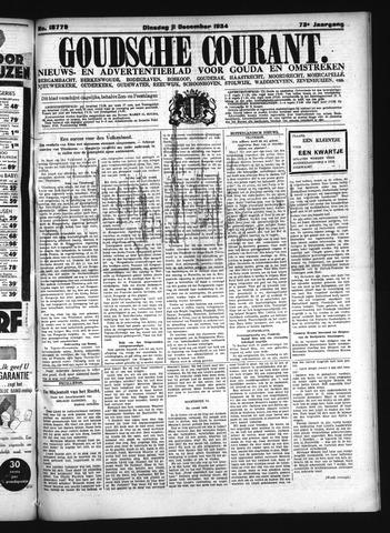 Goudsche Courant 1934-12-11