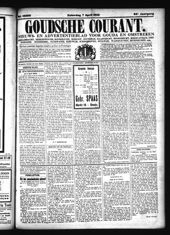 Goudsche Courant 1923-04-07
