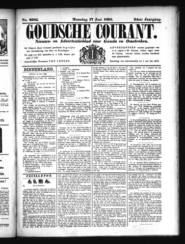 Goudsche Courant 1895-06-17