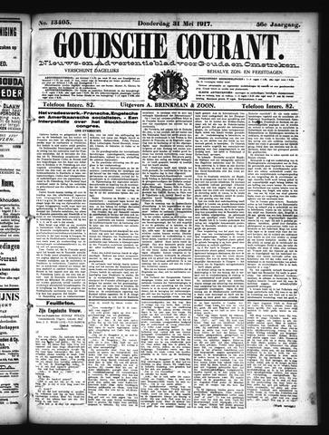 Goudsche Courant 1917-05-31