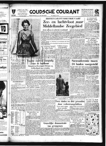 Goudsche Courant 1956-08-03