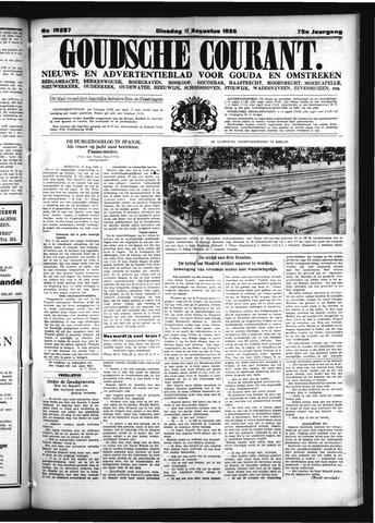 Goudsche Courant 1936-08-11