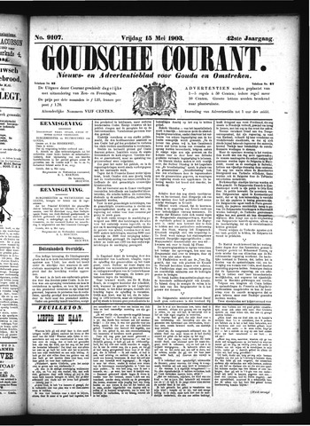 Goudsche Courant 1903-05-15