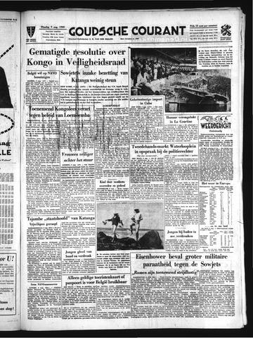 Goudsche Courant 1960-08-09