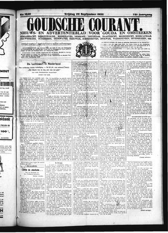 Goudsche Courant 1933-09-29
