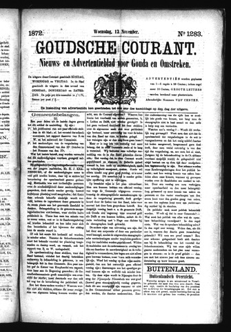 Goudsche Courant 1872-11-13