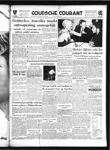 Goudsche Courant 1957-10-11